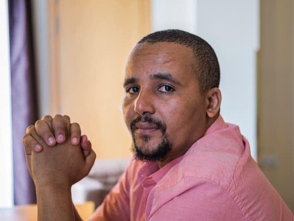 Jawar Mohammed, 32, created the Oromia Media Network