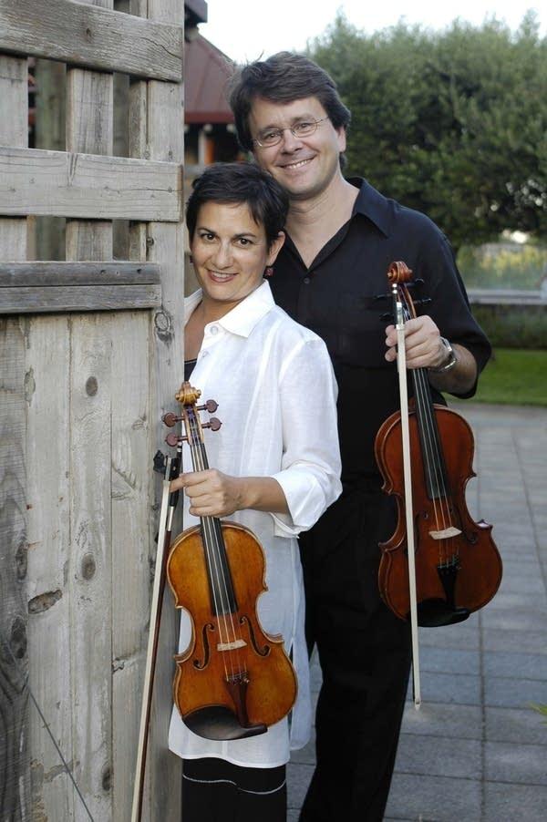 Michael and Daria Adams