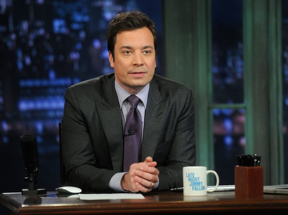 'Late Night With Jimmy Fallon'