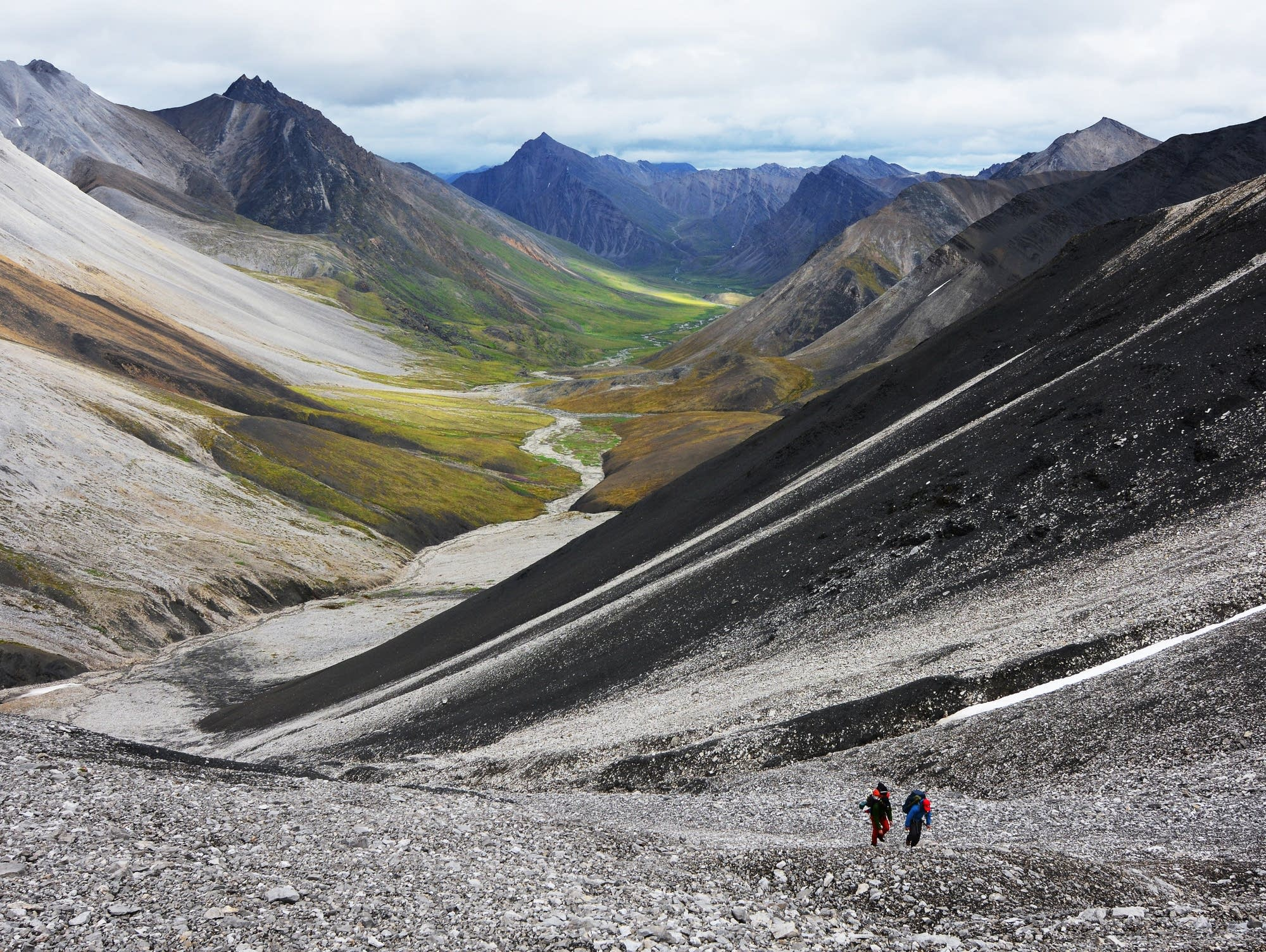Gates of the Arctic National Park, Brooks Range