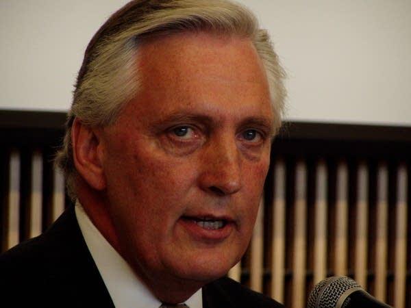 DFL congressional candidate Elwyn Tinklenberg