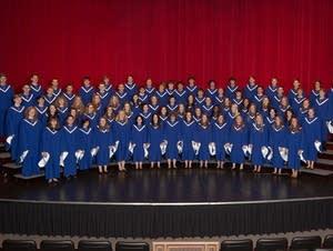 STMA Concert Choir