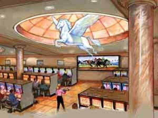 The proposed racino