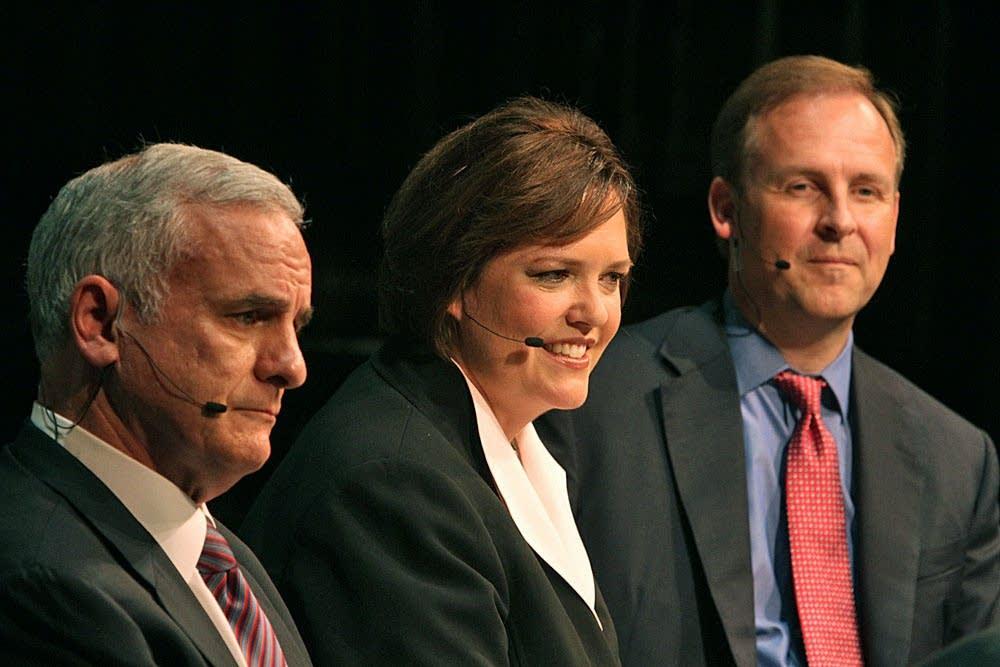 Three DFL candidates