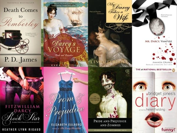 The many adaptations of Jane Austen