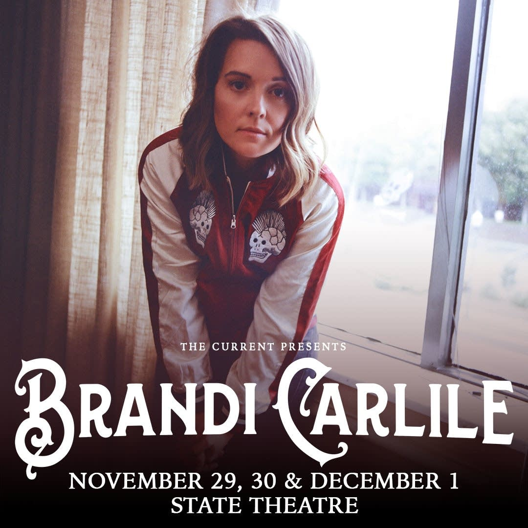 Brandi Carlile at the State Theater