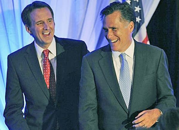 Pawlenty, Romney