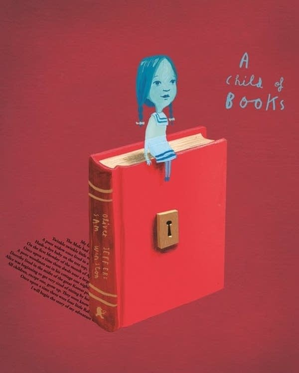 'A Child of Books'