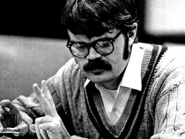 Garrison Keillor in 1969.