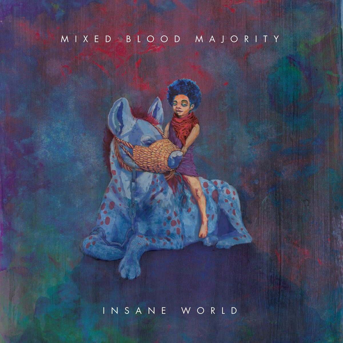 Mixed Blood Majority, 'Insane World'
