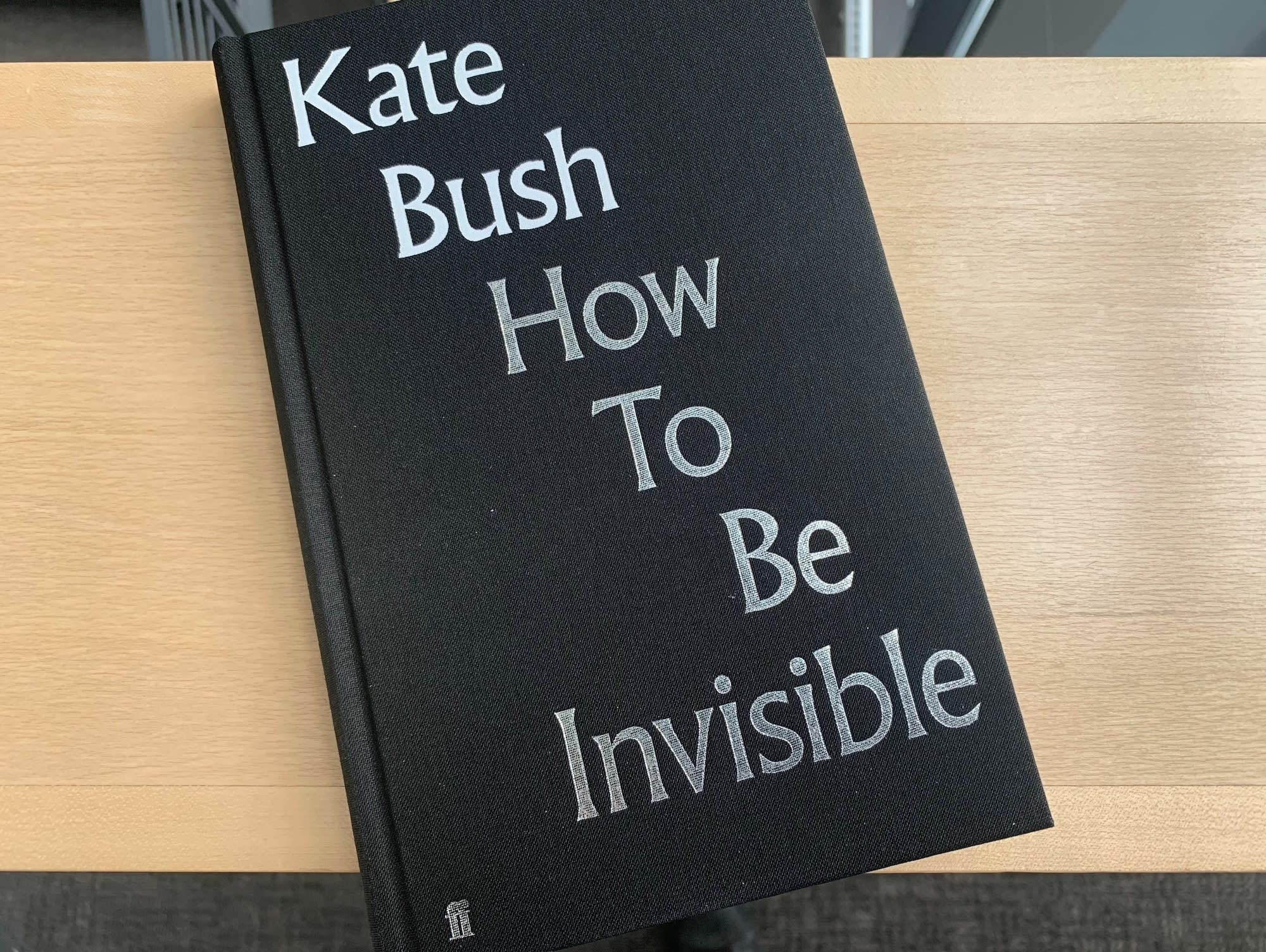 Rock And Roll Book Club How To Be Invisible Collects Kate Bush Lyrics The Current