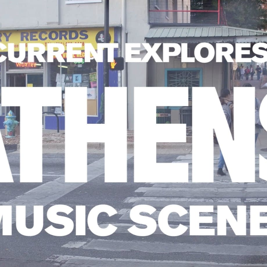 The Current explores the Athens music scene
