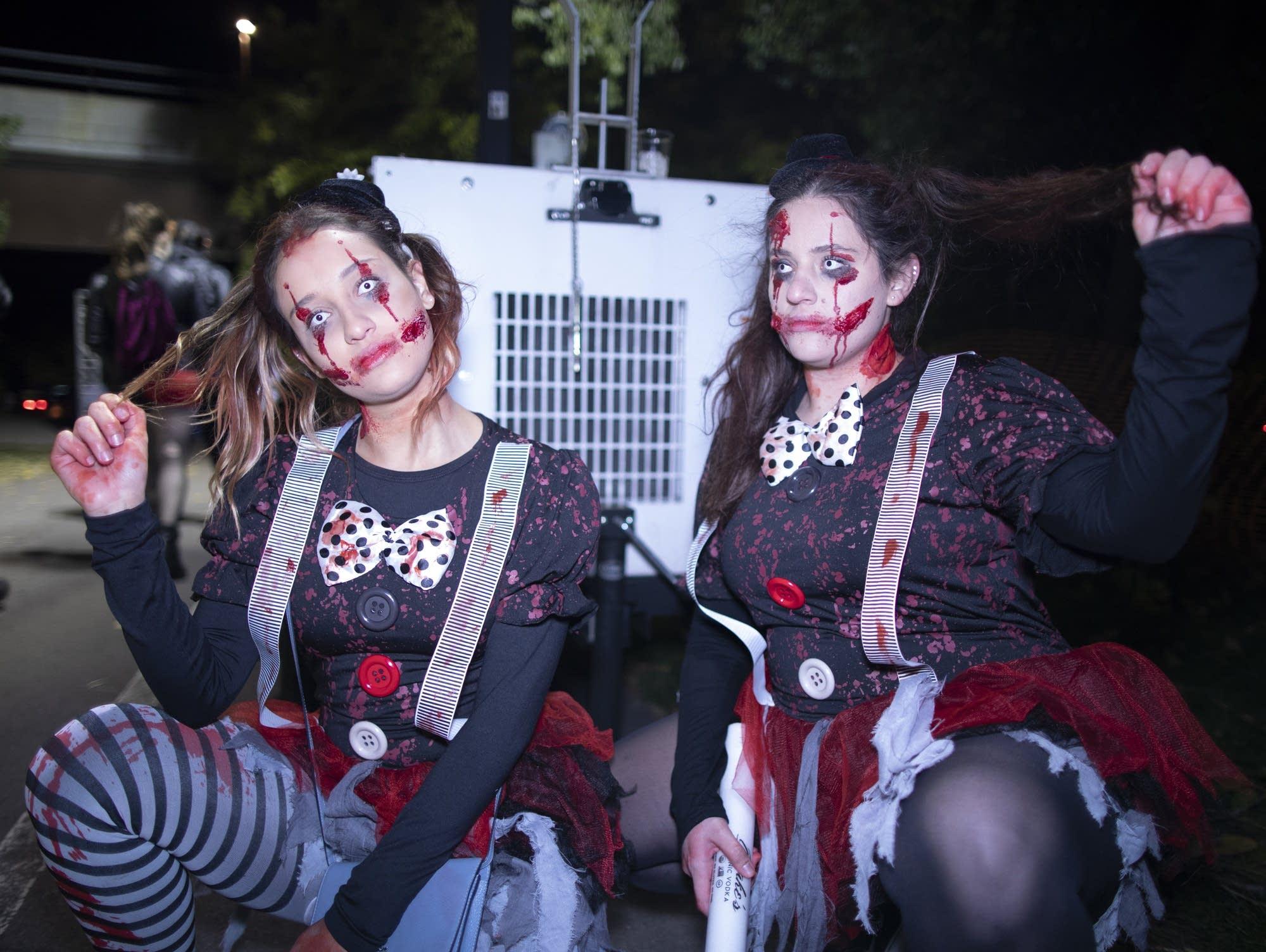 Zombie Pub Crawl in Minneapolis