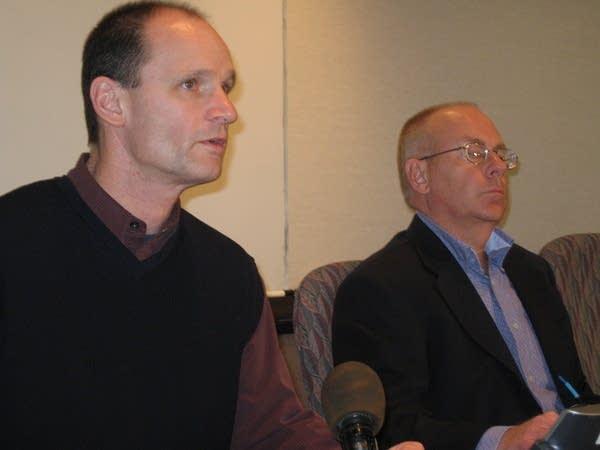 Bob McFarlin and Dan Dorgan