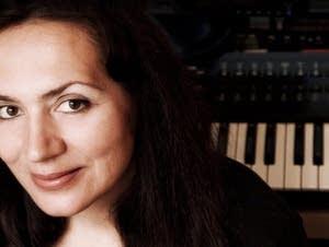 Composer Penka Kouneva