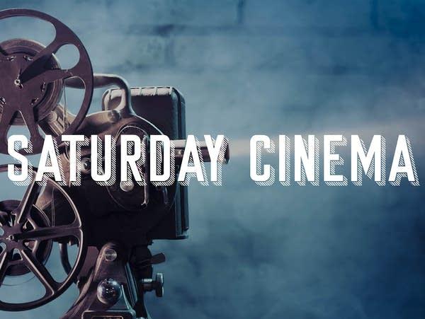 Saturday Cinema film projector