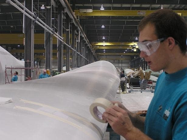 Making blades