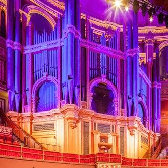 1871 Henry Willis; 1933 Harrison; 2004 Mander/Royal Albert Hall, London, England, UK