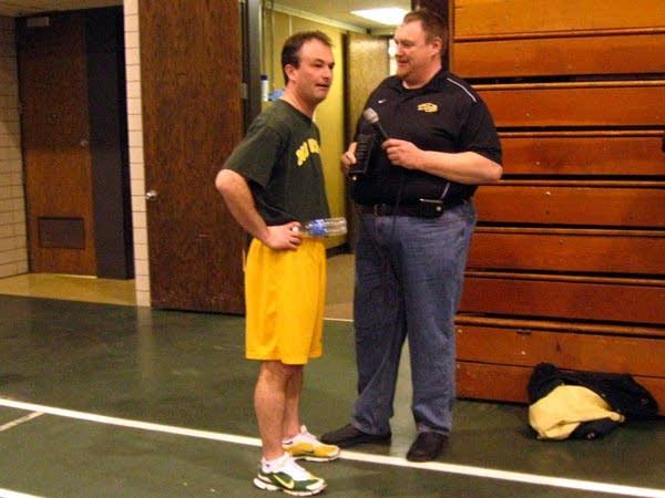 Coach Phillips