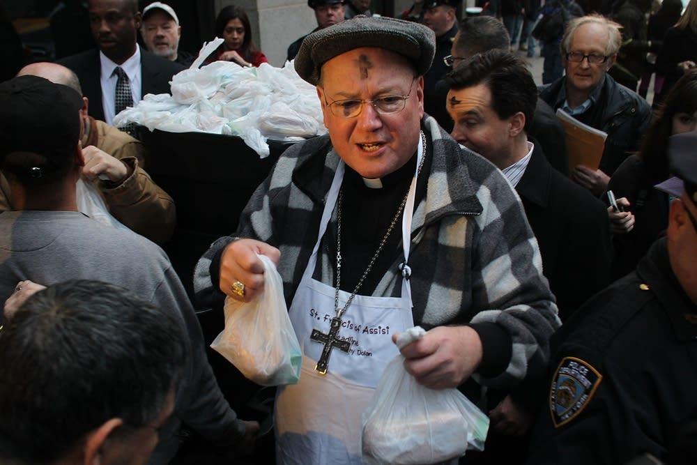Cardinal Timothy Dolan