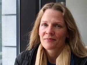 Norwegian journalist Asne Seierstad
