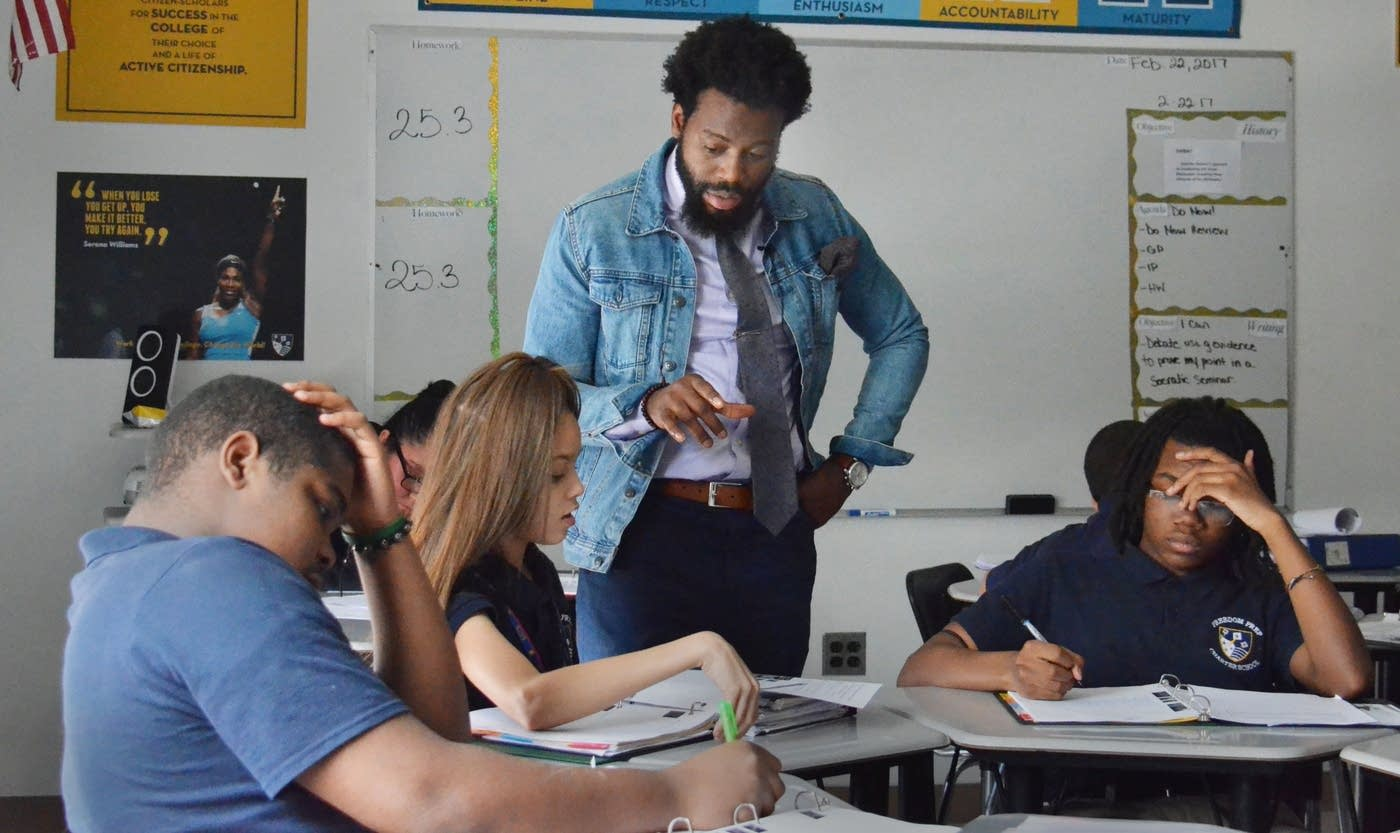 Black men and teachers in rural areas are in especially short supply