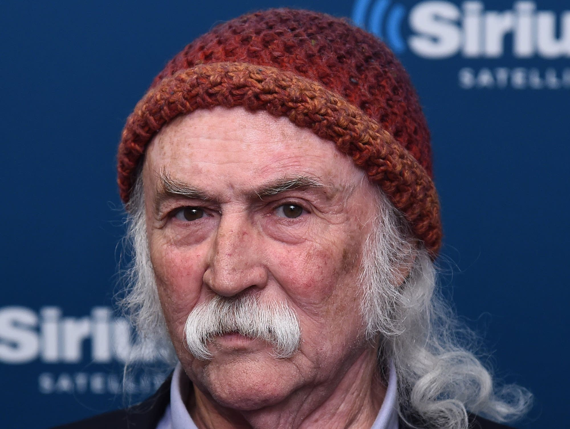 David Crosby in New York, 2016.
