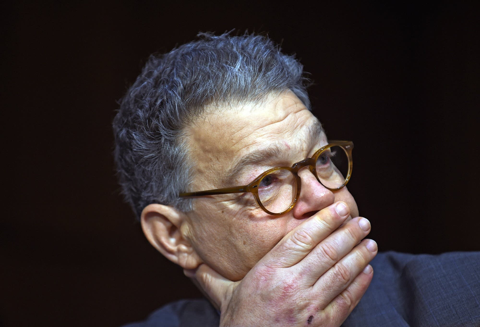 Second woman accuses Senator Al Franken of groping