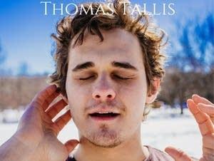 Damian Leverett plays composer Thomas Tallis.