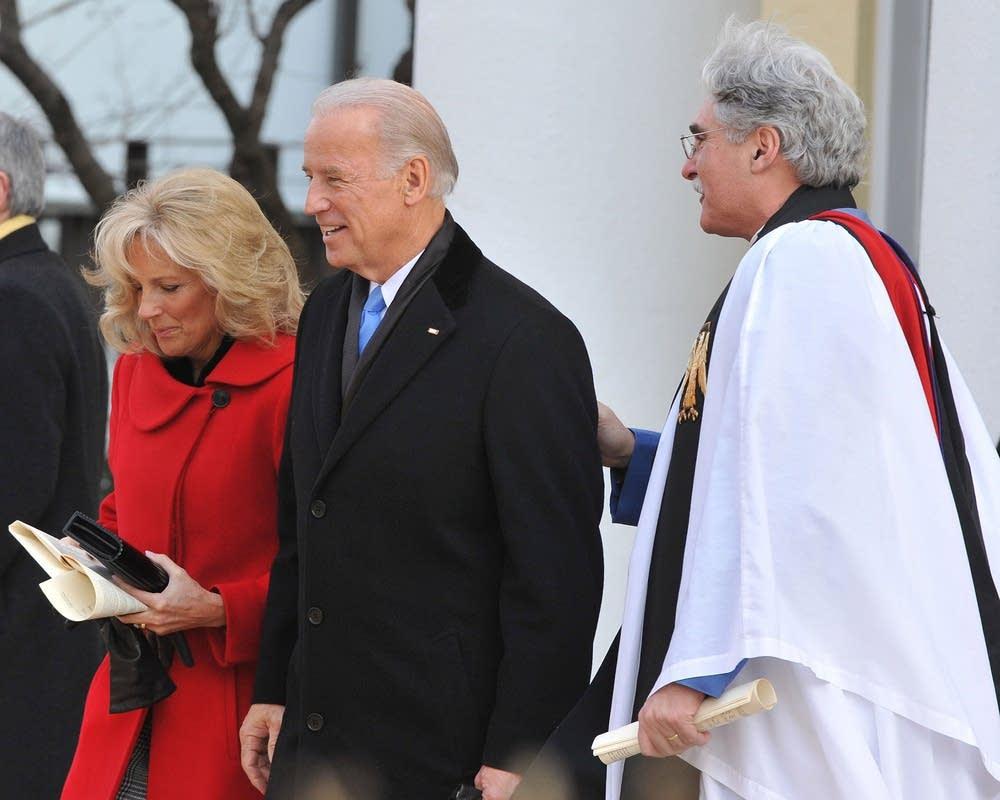 Vice President-elect Joe Biden