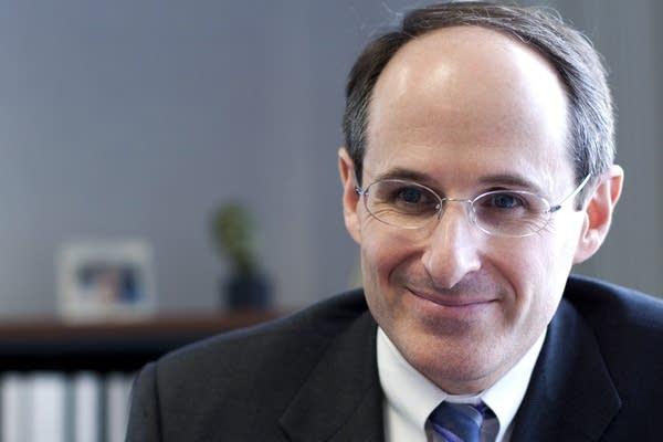 Minnesota Commerce Commissioner Mike Rothman