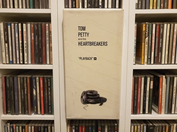 "Andrew's Tom Petty & The Heart Breakers Box Set called ""Playback"""