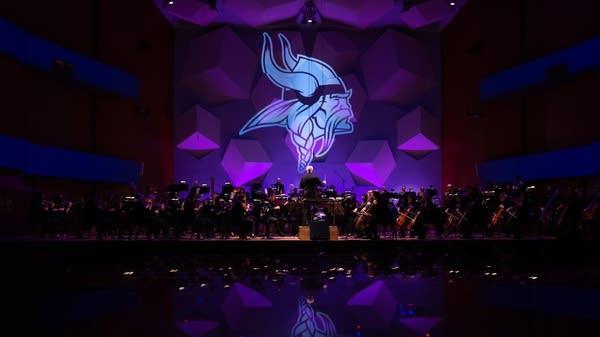 Minnesota Orchestra and Vikings