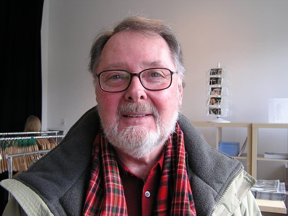 Professor Sears Eldredge