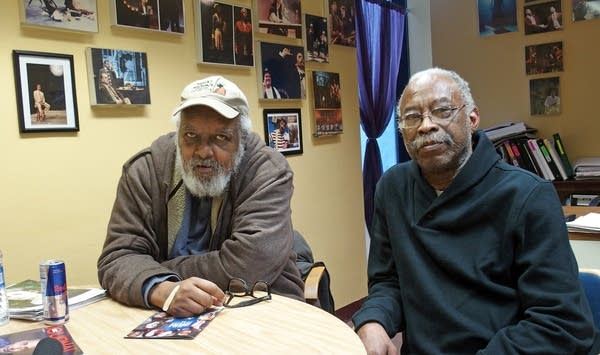 Marion McClinton and Carlyle Brown