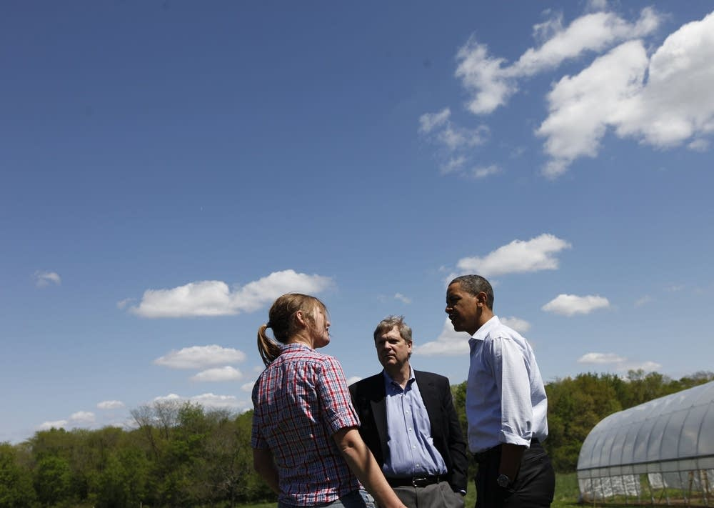Tom Vilsack, Barack Obama