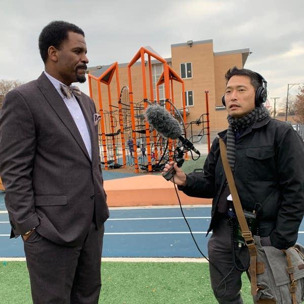Jed Kim interviews Rashid Shabazz.