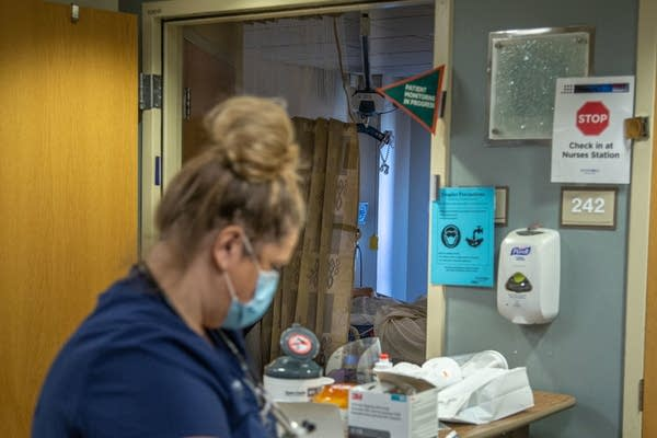 Burnout in healthcare