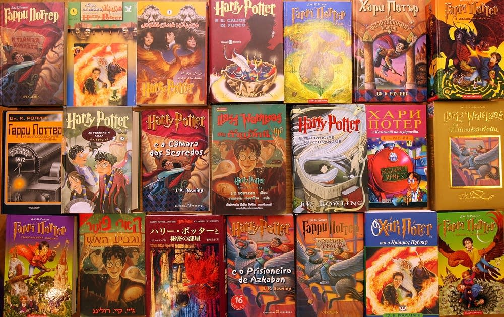 Harry Potter Book Uk ~ New harry potter play coming out in book form mpr news