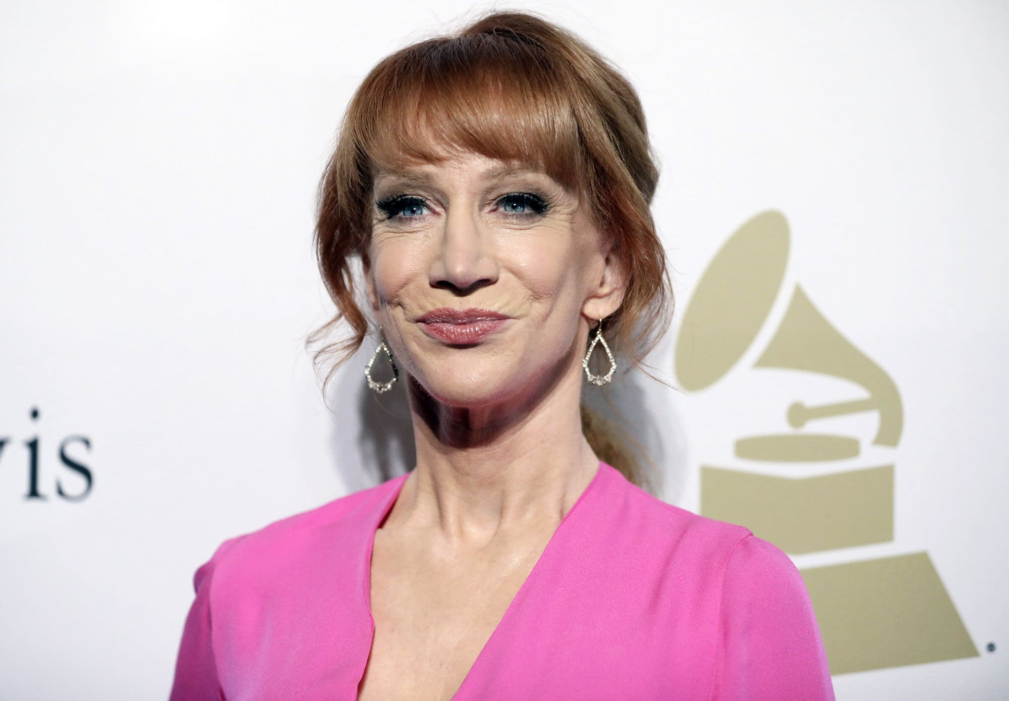 Trump loses head in video; Kathy Griffin loses her job