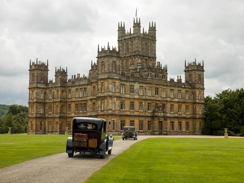 A conversation with 39 downton abbey 39 composer john lunn classical mpr - Downton abbey chateau ...
