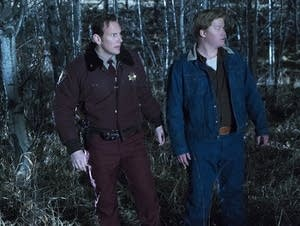 Patrick Wilson and Jesse Plemons on 'Fargo'