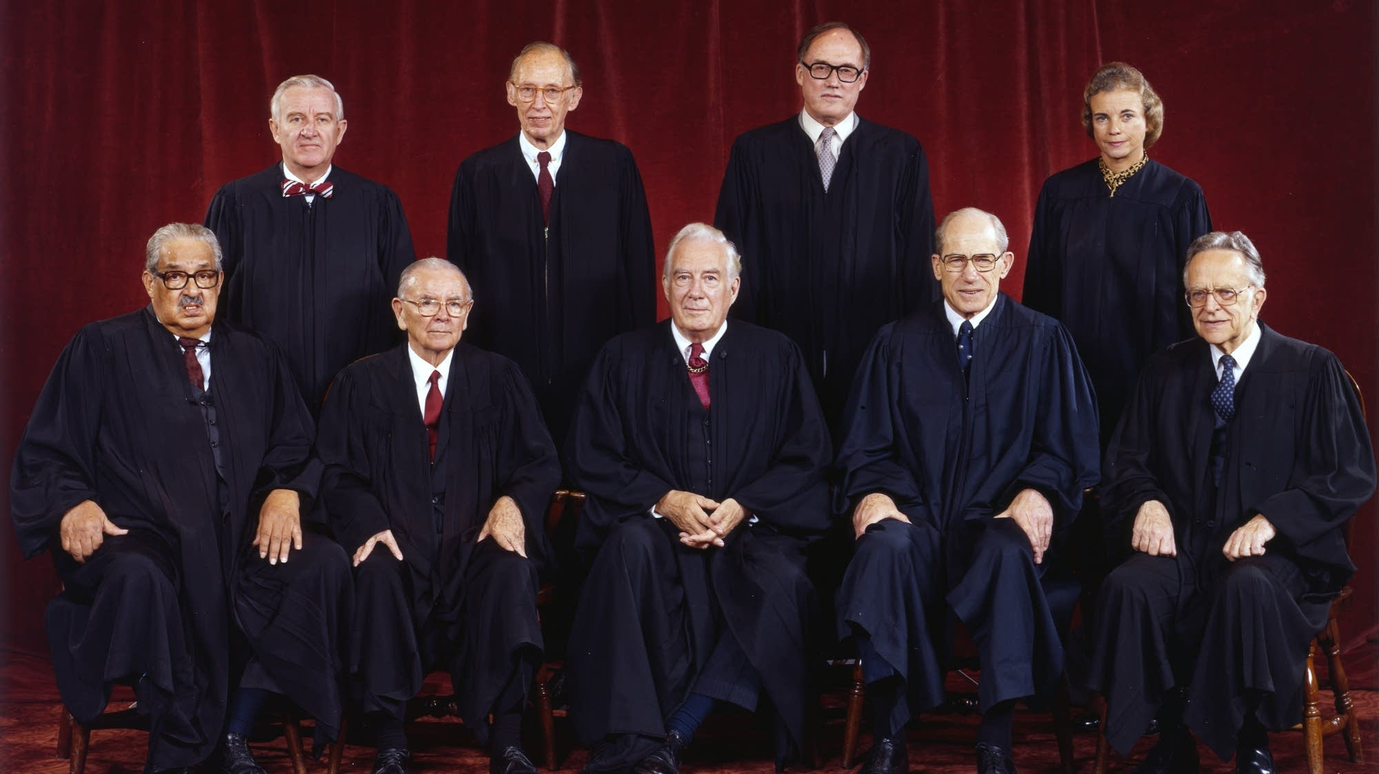 The Supreme Court in 1981