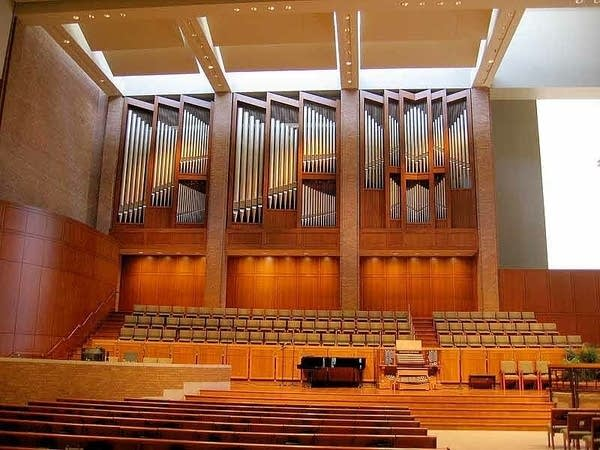 1999 Goulding & Wood/St. Luke's United Methodist Church, Indianapolis, IN.