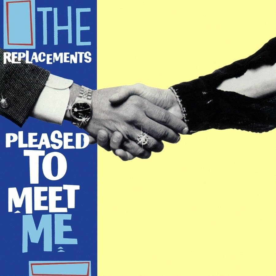 pleased to meet me, replacements, album cover