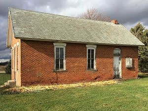 I.S.D. 38, the Red Brick Schoolhouse