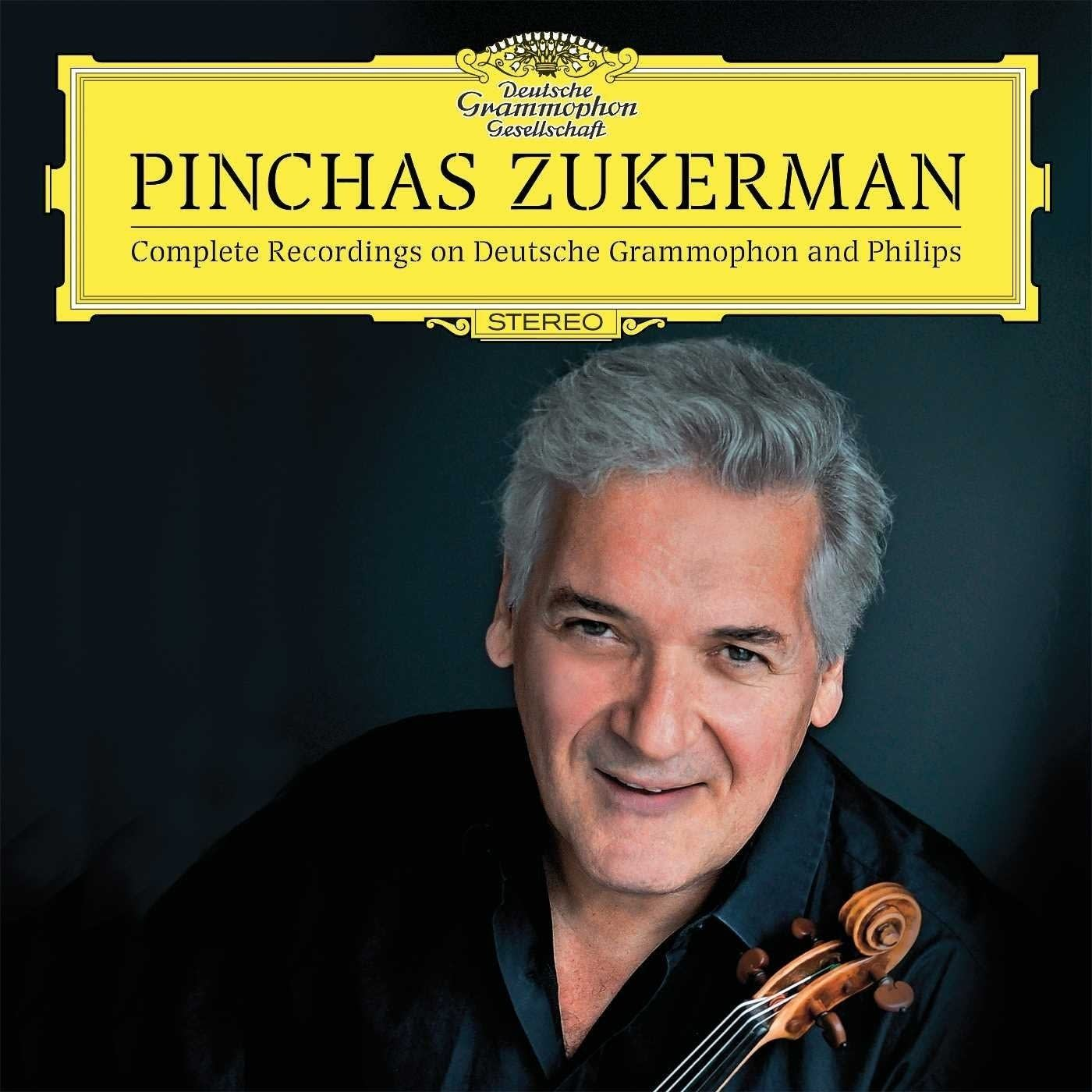 Pinchas Zukerman - complete box set