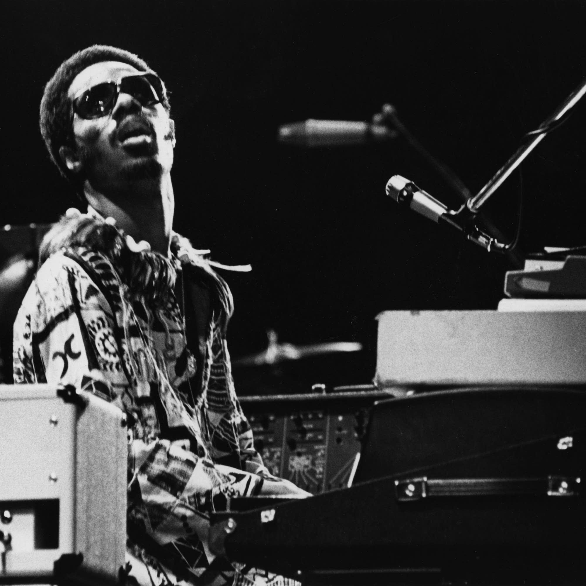 Stevie Wonder in 1975