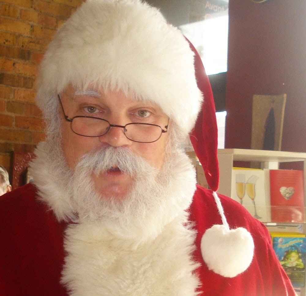 Gary Davis as Santa