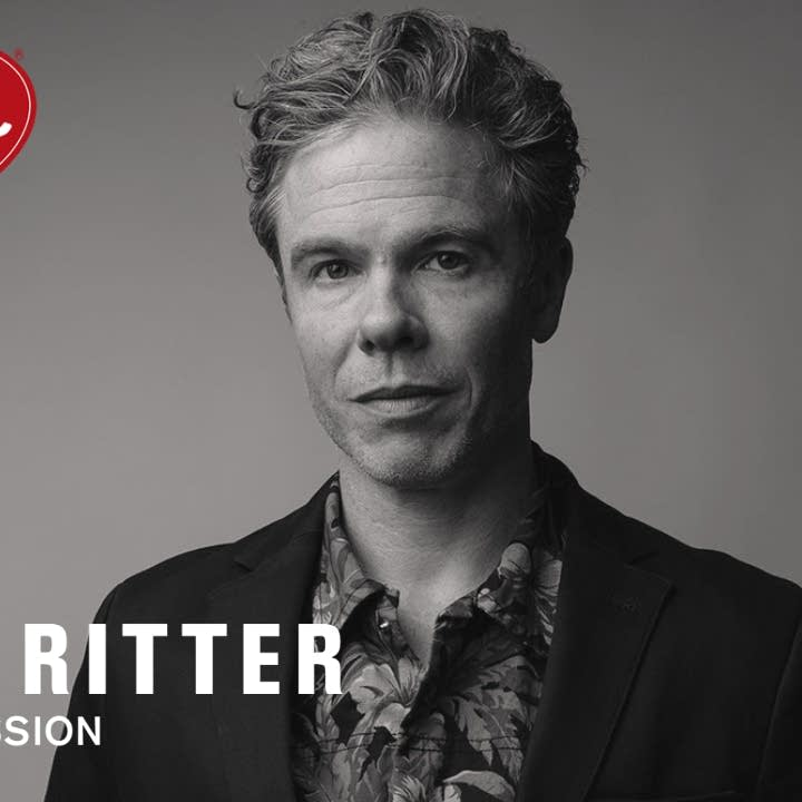 Josh Ritter: Virtual Session with The Current